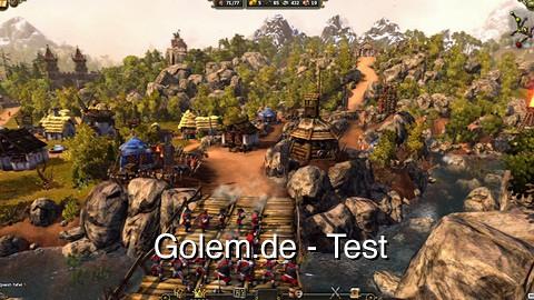 Die Siedler 7 - Test von Golem.de