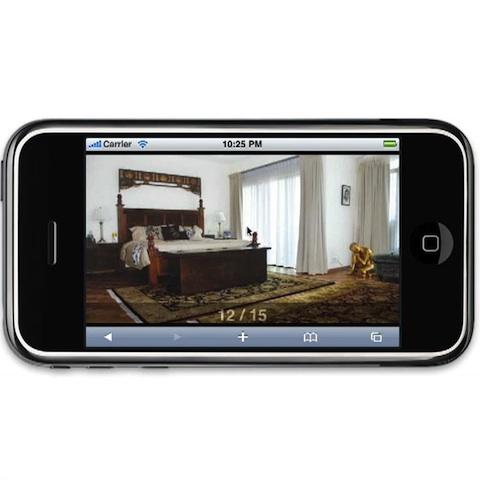 Mootouch - Webapplikationen fürs iPhone mit Mootools