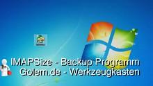 Golem.de - Werkzeugkasten - IMAPSize