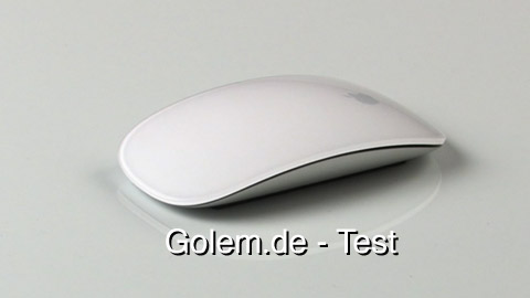 Apple Magic Mouse - Test von Golem.de