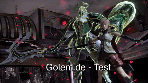 Final Fantasy 13 - Test von Golem.de