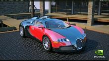Nvidia GTX 480 - Raytracing-Demo Design Garage