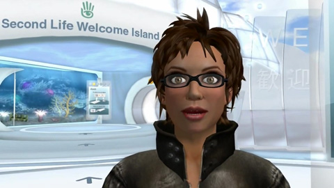 Second Life - Welcome Island bringt das Nötigste bei
