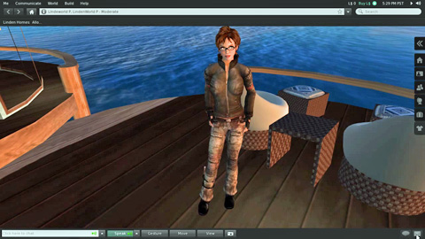 Second Life Viewer 2.0 - der neue Default-Betrachter