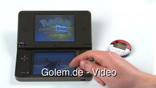 Der Nintendo Pokewalker in Aktion