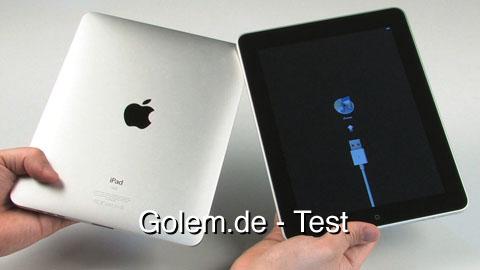 Apple iPad - Test von Golem.de