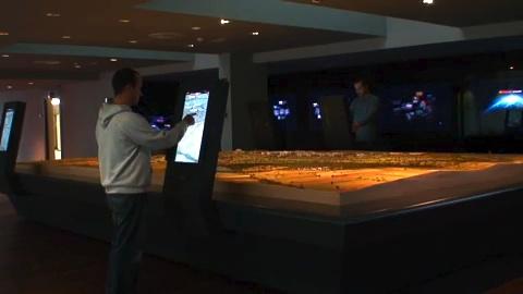 Interactive Visitors Center - Ciudad Grupo Santander, Madrid