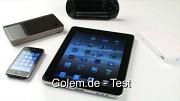 Spielen auf dem iPad - Test von Golem.de