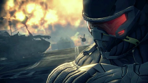 Crysis 2 - The-Wall-Trailer
