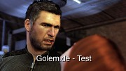 Splinter Cell Conviction - Test von Golem.de