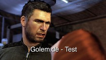 Splinter Cell Conviction - Test von Golem.de