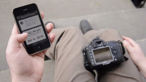 Geotag - Photos von Sarsoft auf dem iPhone für Geolokalisierung nutzen