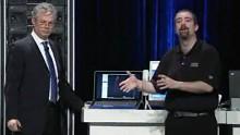 Intel zeigt Notebook mit Sandy Bridge