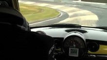 Mini E Race - Test auf der Nordschleife des Nürburgrings