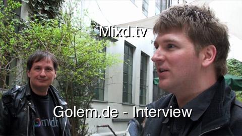 Mixd.tv Social-Video-Player mit QT QuickQML vorgestellt auf der republica 2010