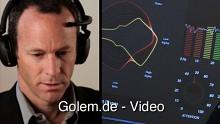 Neurosky Mindset - Demonstration bei Golem.de