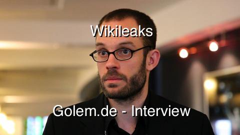 Interview mit Daniel Schmitt von Wikileaks auf der republica 2010