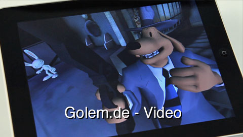 Sam and Max - Season 3, Episode 1 The Penal Zone - Eindrücke aus der iPad-Version