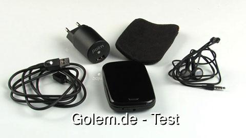 Palm Pre Plus - Test von Golem.de