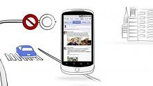 Google Buzz für Handys