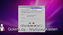 Golem.de - Werkzeugkasten - Menumeters