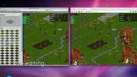 Aves Engine - Javascript-Engine für Browserspiele