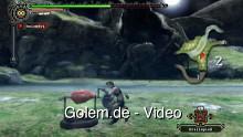 Monster Hunter Tri - Spielszenen
