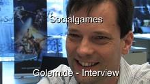 Interview mit Ralf C. Adam von Gameforge auf der Quo Vadis 2010