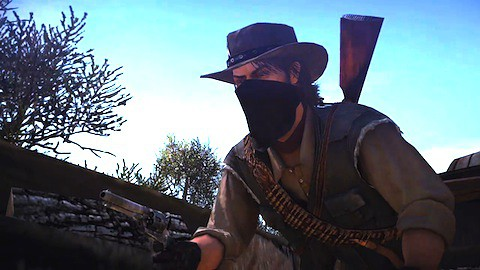 Red Dead Redemption - Einführung in das Spiel von Rockstar