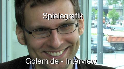 Interview mit Hannes Appell von Crytek auf der Quo Vadis 2010