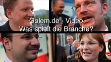 Was spielt die Branche - Eindrücke von der Verleihung des Deutschen Computerspielpreises 2010 in Berlin