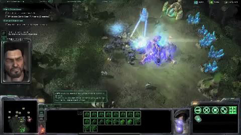Starcraft 2 Solo-Kampagne - Welcome to the Jungle
