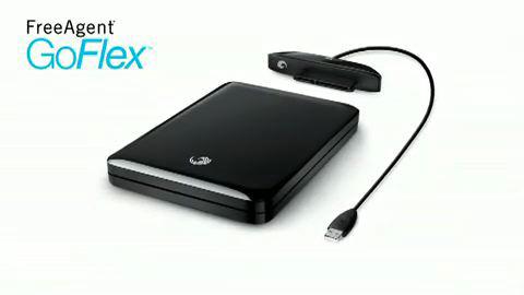 Seagate Goflex - neue Generation externer Festplatten - Vorstellung