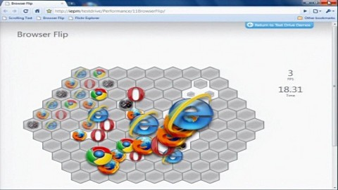 Internet Explorer 9 - Microsoft zeigt Beispiele der Platform Preview 2