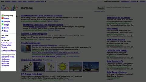 Neuerungen in der Google-Suche