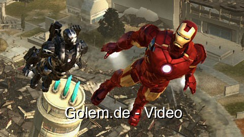 Iron Man 2 - Das Videospiel - Eindrücke
