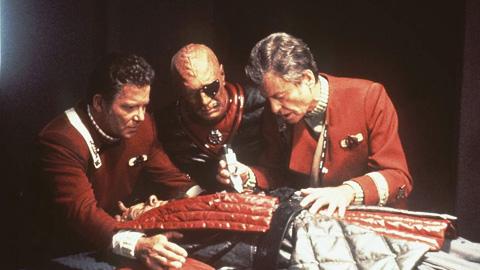 Star Trek 6 Das unentdeckte Land - Kinotrailer