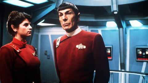 Star Trek 2 Der Zorn des Khan - Kinotrailer