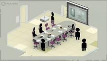 Kostenloses Portal - Werbevideo der fiktiven Firma Aperture Laboratories