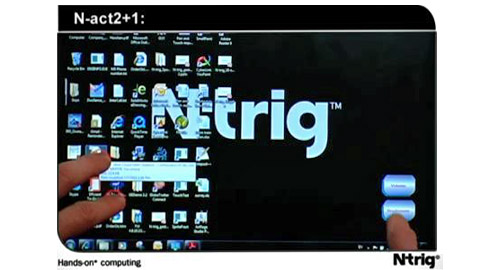 N-Act-Multitouch-Gestensteuerung von N-Trig
