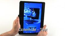 Acer Aspire 1825PTZ - Test