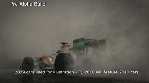 F1 2010 - Entwicklertagebuch Wettersimulation