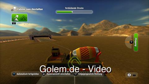 Modnation Racers - Editor