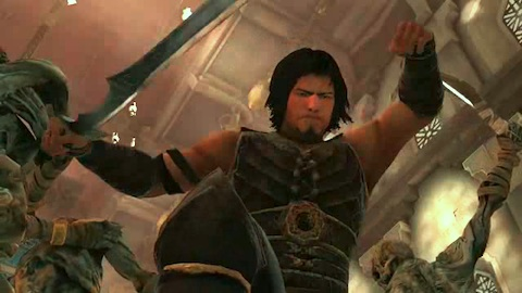 Prince of Persia Die vergessene Zeit - Launch-Trailer