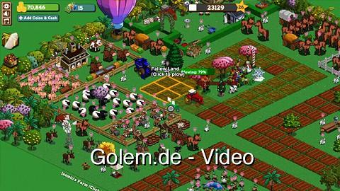 Farmville - Eindrücke