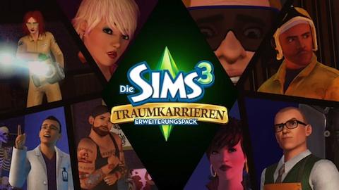 Die Sims 3 Traumkarrieren - Trailer
