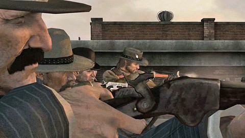 Red Dead Redemption - Launch-Trailer