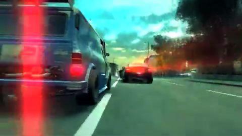 Blur - Trailer über die Autos und Strecken