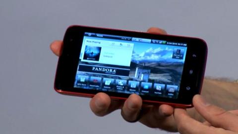 Dell Streak - Android-Tablet mit Telefonfunktion
