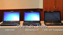 Seagates Hybrid-Festplatte Momentus XT im Vergleich